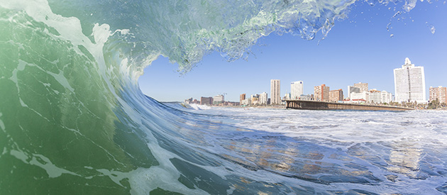 Durban Beach - durban-north-info.co.za